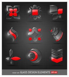 icono de cristal textura 1