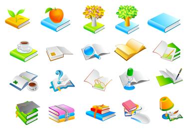 Book series six icon