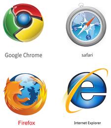 dh Chrome Firefox Safari