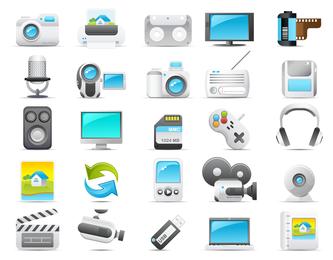 áudio e vídeo digital