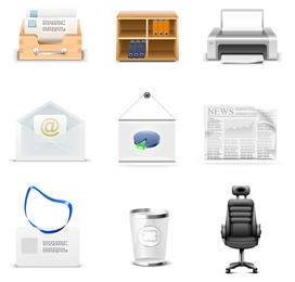 Office Icon Vector 2