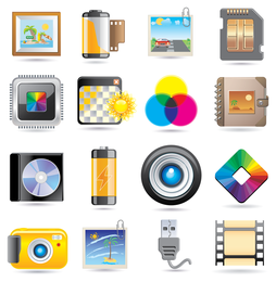 The Exquisite Icons Vector 2