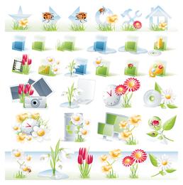 fine pattern icon 1