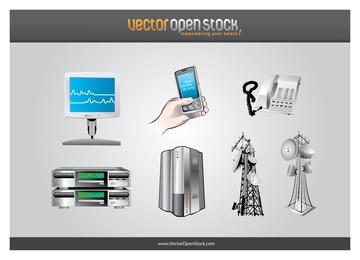 Iconos de comunicación 3