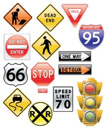 Road Signs & Traffic