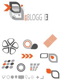 Elementos de Design de vetor livre 4