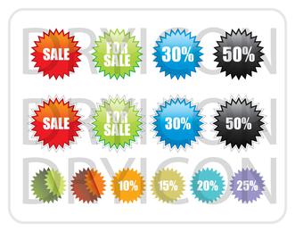 Sales price element vector