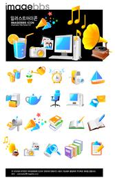 corea imagebbs vector icono