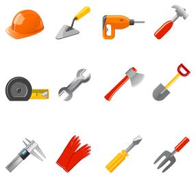 common tool icon vector