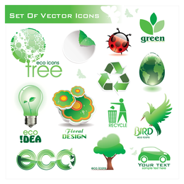 Green Icon Vector 6