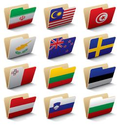 folder icon 60 national