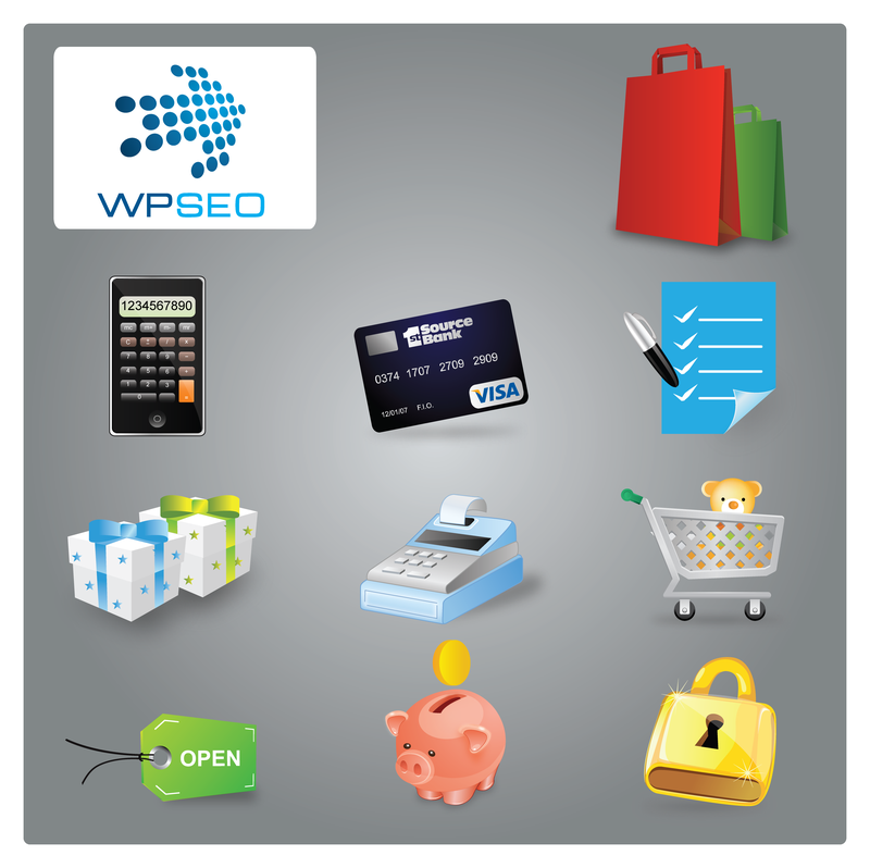 Shopping Category Icon Vector Vector Download