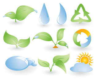 Nature Icons Pack