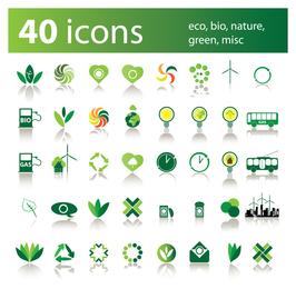 80 simple icon vector