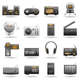 Technologieprodukte - Symbol 2
