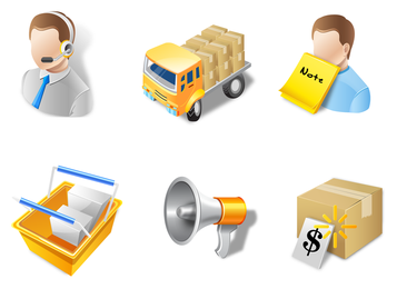 sophisticated vector icons 1