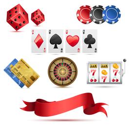 juego de iconos vector