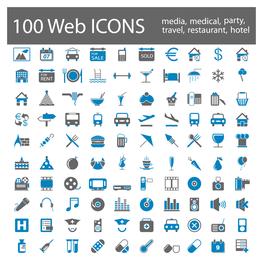 vector de icono simple bluegray