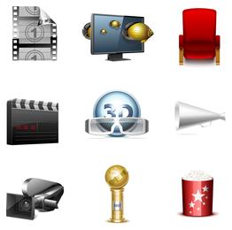 Film- und Fernsehikonen