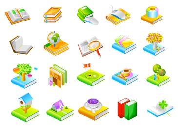 livro série sete ícone