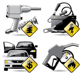 mantenimiento y reparación de vehículos