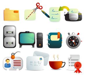 Office Icon Vector 4