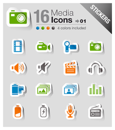 Simple And Practical Icon 5