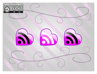 Hearts with WiFi