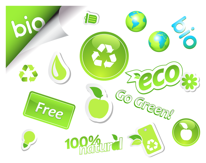 environmental icon vector series