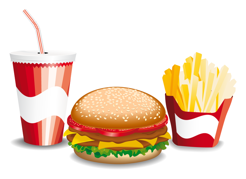 Cute Fast Food