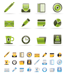 Multiple sets of icons