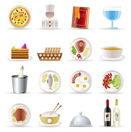 ícone de cozinha do restaurante 1