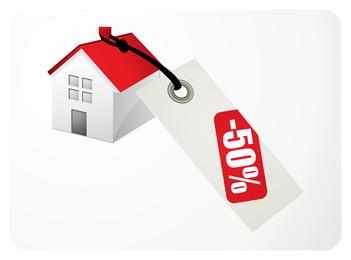 House sales price vector