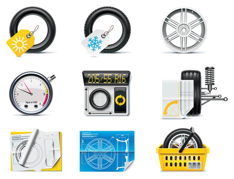 auto parts icon 3