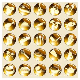 vector de iconos vivos