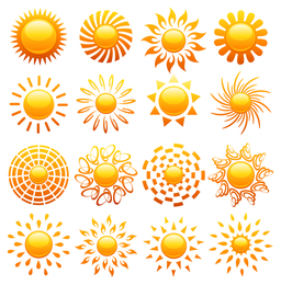 crystal icon vector of