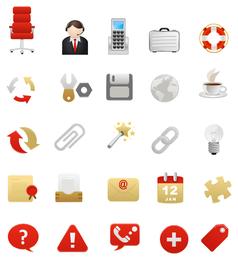 2 icono de tema rojo