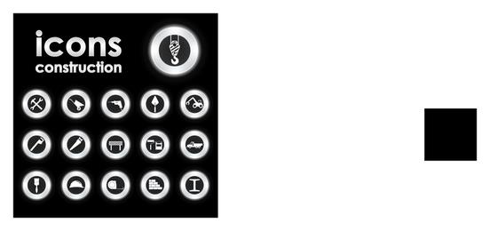 trend circular icon 3