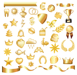 metallic jewelry icon 2