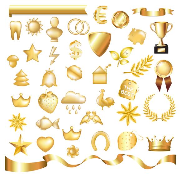 metallic jewelry icon 2