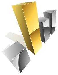 Estatísticas Práticas ícone Vector 2