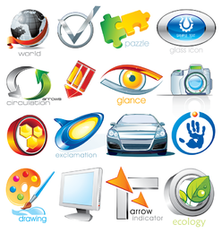 3D misc objects icons