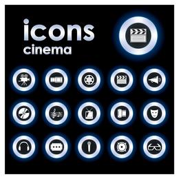 icono circular de tendencia 1