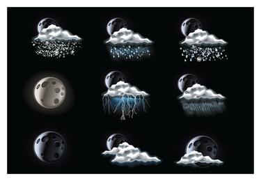 schönes Wetter-Symbol 4