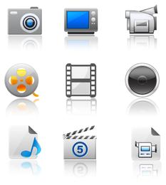 vector icono hodgepodge