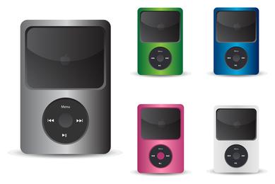 Conjunto de iPod