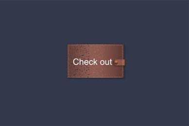 Botón de pago gratuito de vectores