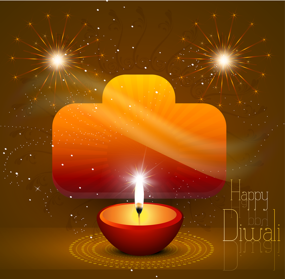 New Year Candle 04 Vector