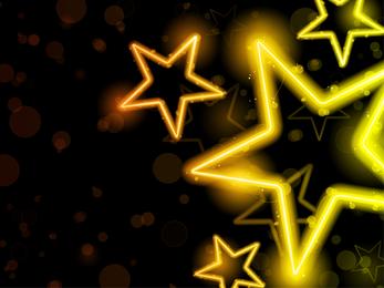 Lindo Neon Effects 04 Vector