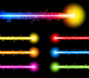 Lindo Neon Effects 01 Vector